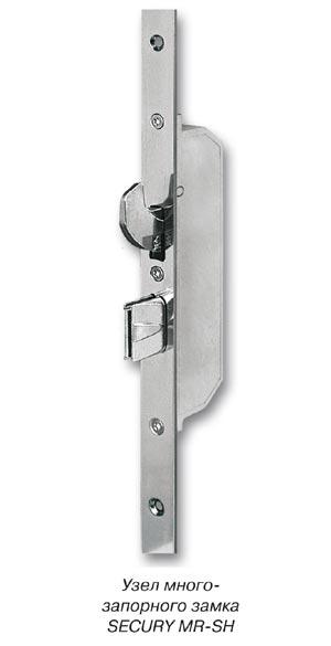 Прайс многозапорные замки для алюминиевых дверей